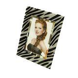 Рамка д/ф стекло mirror 10*15см zebra