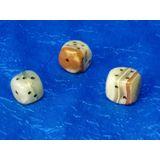 Кубик игральный (кости) оникс 3*3 см