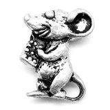 Фигура кошельковая металл Деловая мышка