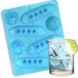 Форма для льда Gin&Titonic (силикон) 16*14см