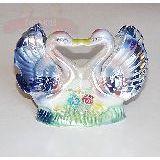 Сувенир фарфор pearl Лебеди пара 13*10см (1уп-2шт)1шт
