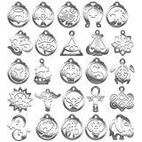 Амулет, колекция Суперхит(мед/сталь) 30 видов(с описанием) 1шт